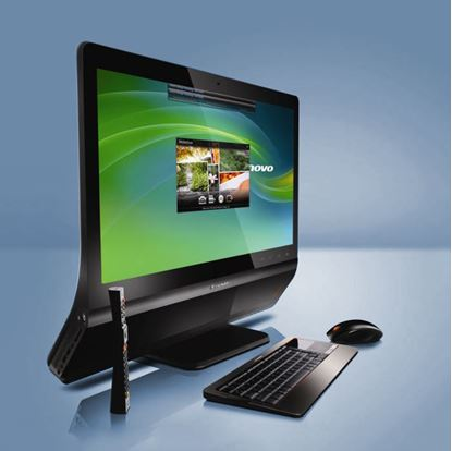 Obrazek Lenovo IdeaCentre 600 All-in-One PC