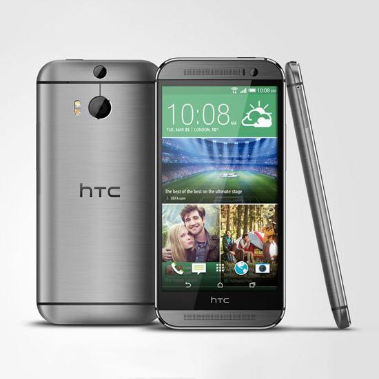 Obrazek HTC One M8 Android L 5.0 Lollipop