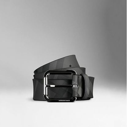 Obrazek Reversible Horseferry Check Belt