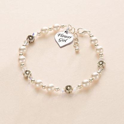Obrazek Flower Girl Bracelet
