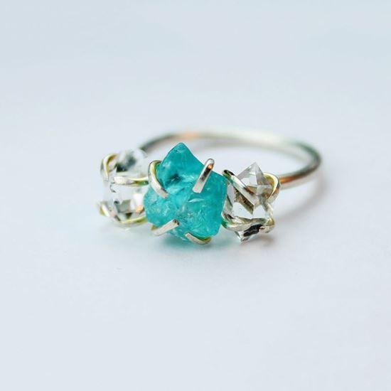 Obrazek Vintage Style Engagement Ring